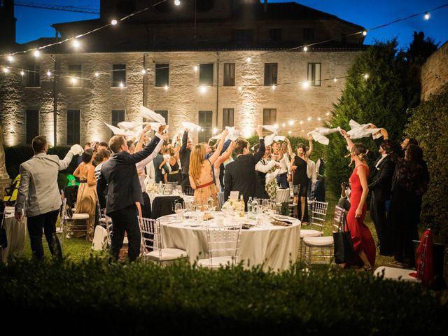 Il matrimonio di Alessandro e Martina a Senigallia, Ancona 8