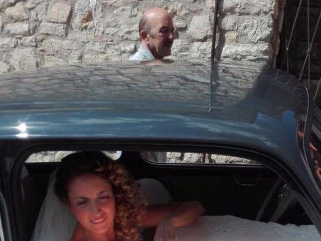 Il matrimonio di Gianluigi e Rosa Maria a Fragneto l'Abate, Benevento 3