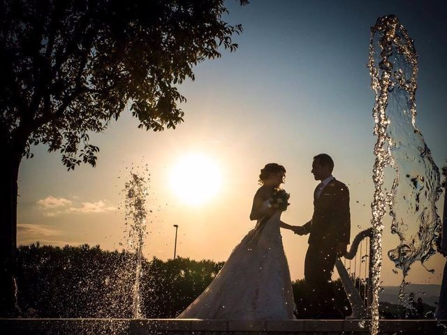 Le nozze di Rosa Maria e Gianluigi