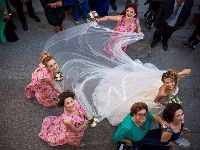 Il matrimonio di Gianluigi e Rosa Maria a Fragneto l'Abate, Benevento 5
