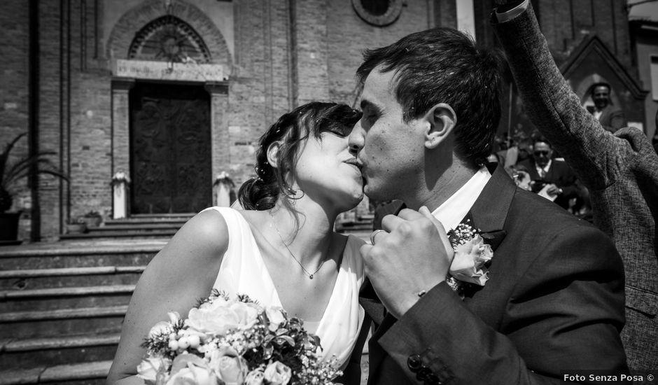 Il matrimonio di Alessio e Elisa a Piacenza, Piacenza