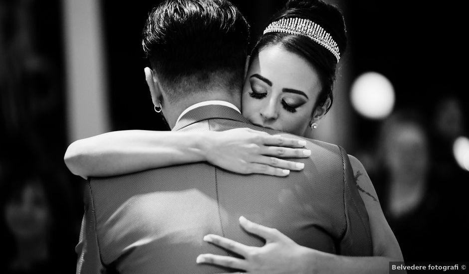 Il matrimonio di Antonio e Valentina a Napoli, Napoli