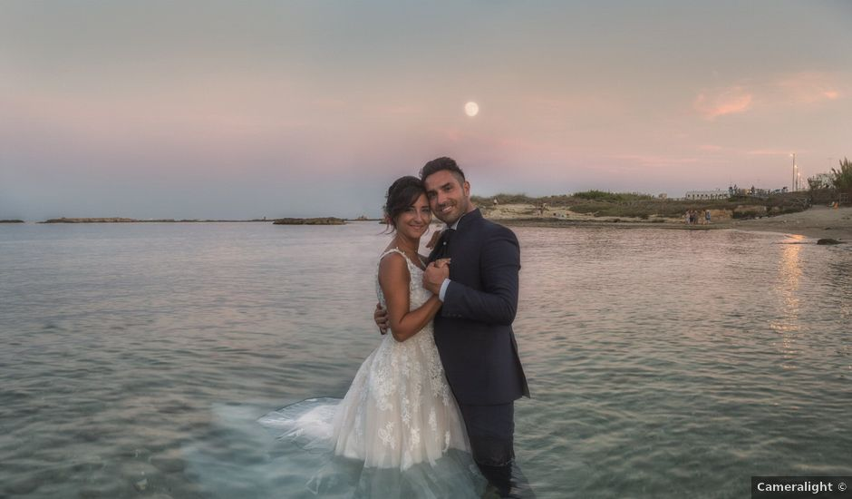 Il matrimonio di Francesco e Paola a Minervino di Lecce, Lecce