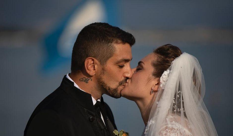 Il matrimonio di Michael  e Serena a Ameglia, La Spezia