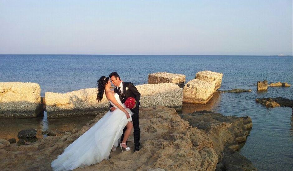 Il matrimonio di Francesca e Paolo a Pachino, Siracusa