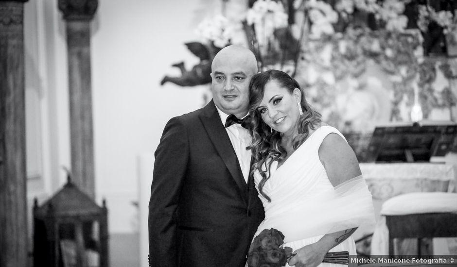 Il matrimonio di Giuseppe e Anna a Bari, Bari
