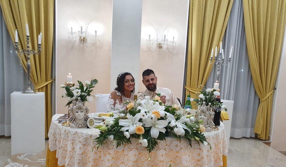 Il matrimonio di Giuseppe Bonarrigo e Cecilia Cannetti  a Alì, Messina