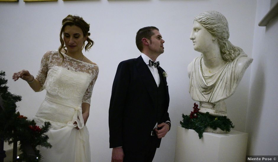 Il matrimonio di Andrea e Emanuela a Taranto, Taranto