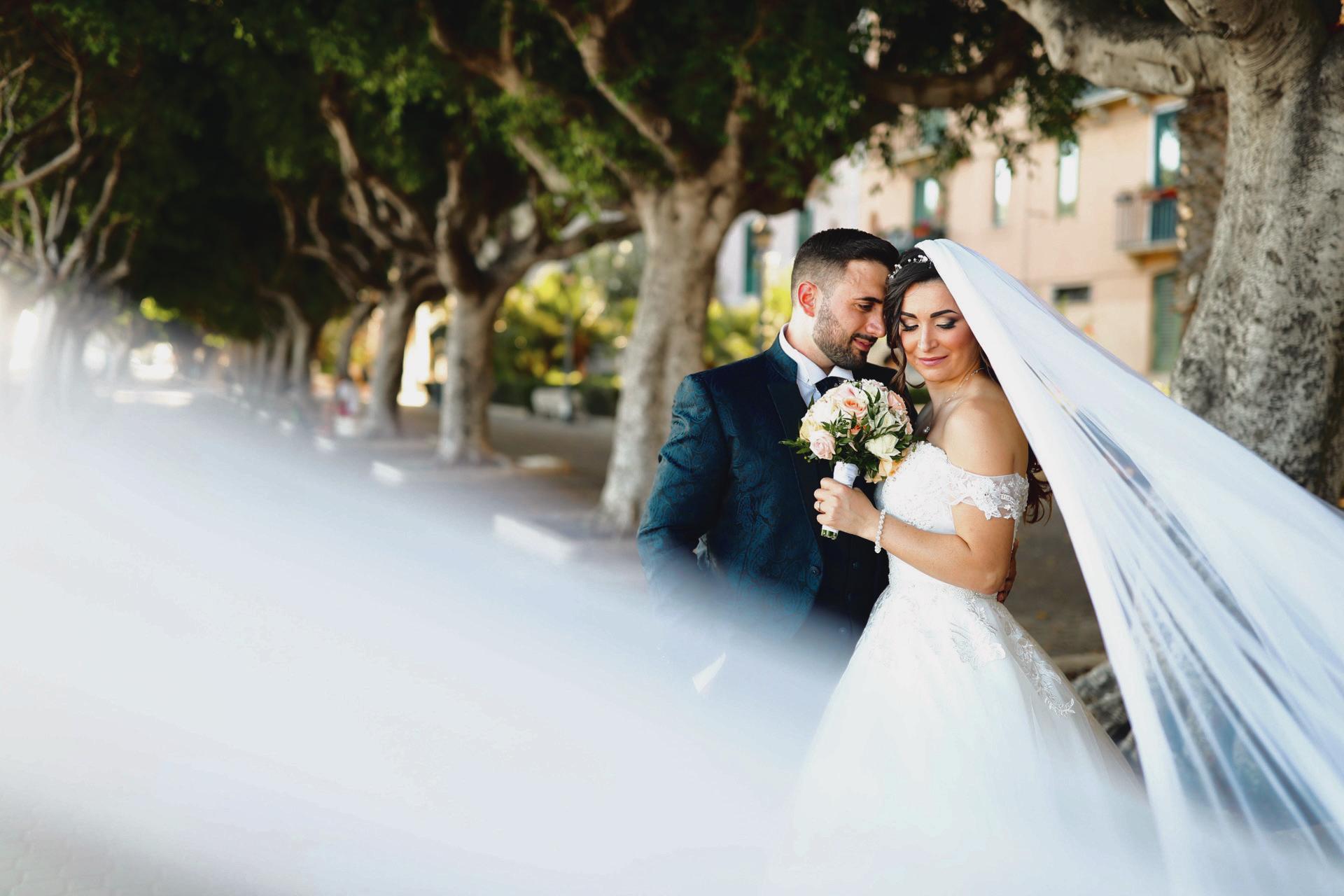Il matrimonio di Marina e Anthony a Alcamo, Trapani