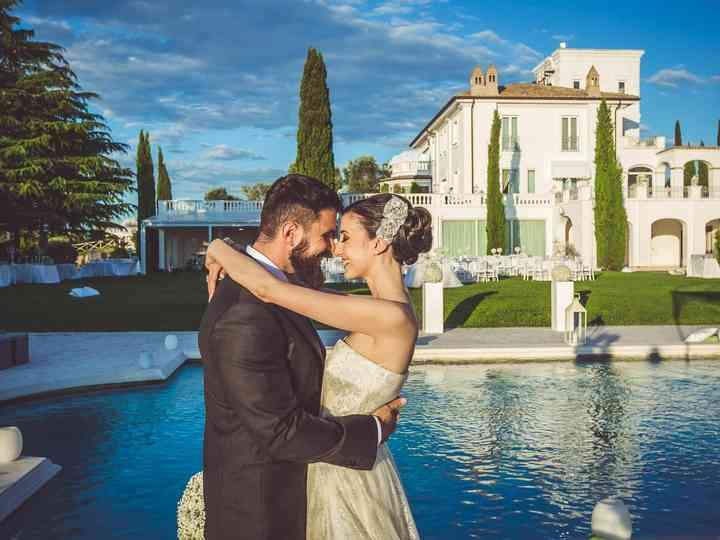 Le nozze di Gabriele e Valentina