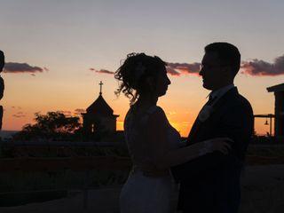 Le nozze di Antonella e Lazzaro