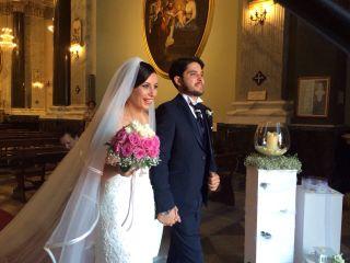 Le nozze di Alfredo e Gabriella
