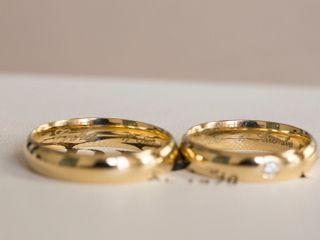 Le nozze di Erika e Gustavo 1