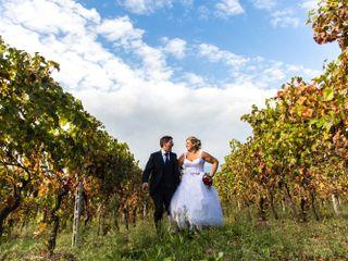 Le nozze di Erika e Gustavo