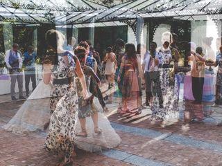 Le nozze di Stefania e Erik 1