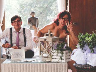 Le nozze di Stefania e Erik 2