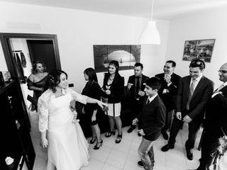 Le nozze di Luca e Melania 1