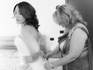 Le nozze di Luca e Melania 2