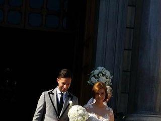 Le nozze di Maria Patrizia  e Enzo 1