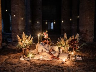 Le nozze di Anita e Gennaro