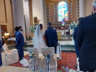 Le nozze di Sara e Francesco 1