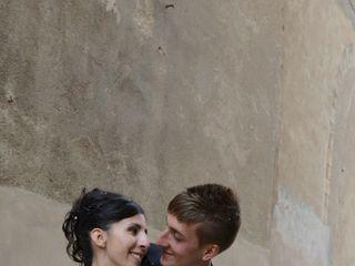 Le nozze di Claudia e Cristian 1