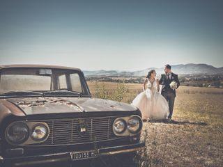 Le nozze di Cristiano e Giada