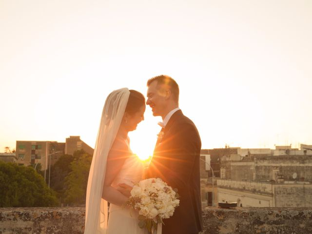 Le nozze di Mari e Mads