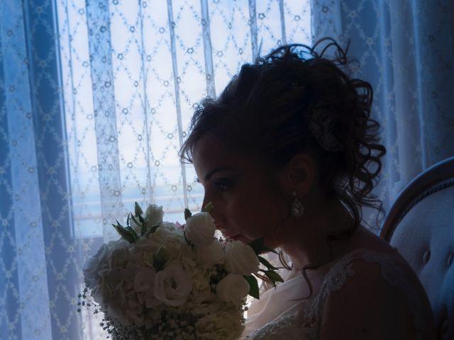 Il matrimonio di Lazzaro e Antonella a Montecorvino Pugliano, Salerno 9