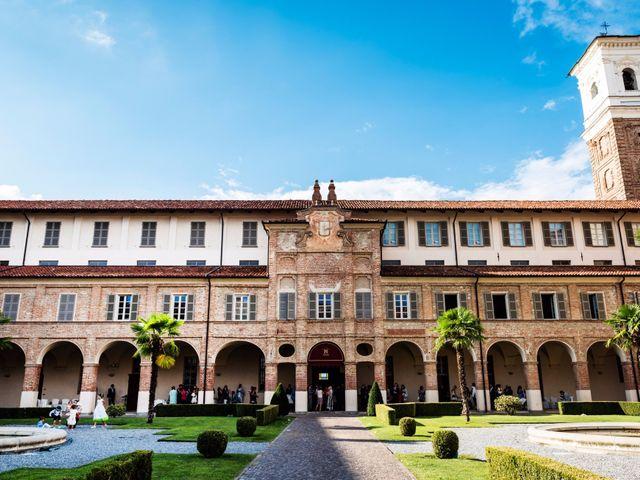 Il matrimonio di Mauro e Roberta a Cherasco, Cuneo 8