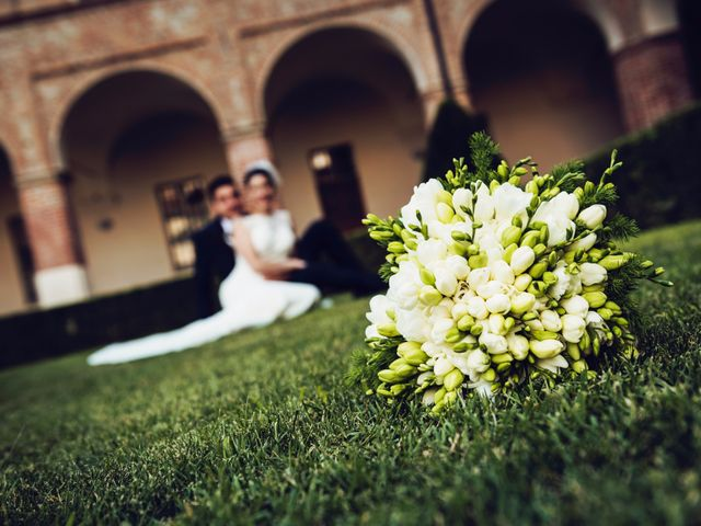 Il matrimonio di Mauro e Roberta a Cherasco, Cuneo 15