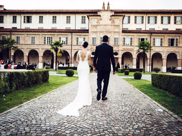 Il matrimonio di Mauro e Roberta a Cherasco, Cuneo 16