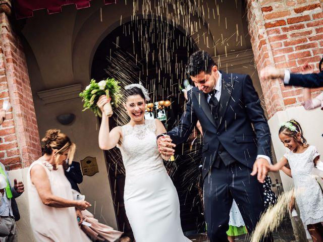 Il matrimonio di Mauro e Roberta a Cherasco, Cuneo 10