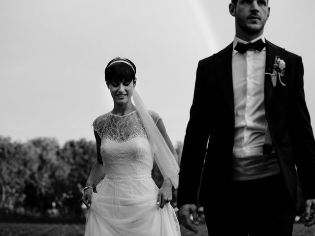 le nozze di Stefania e Gian Luca