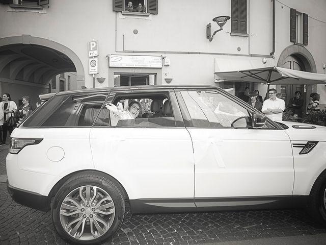 Il matrimonio di Thomas e Marta a Brescia, Brescia 19