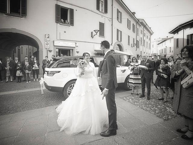 Il matrimonio di Thomas e Marta a Brescia, Brescia 20