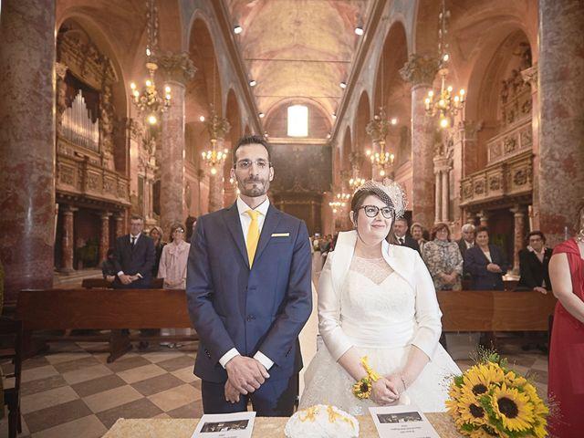 Il matrimonio di Thomas e Marta a Brescia, Brescia 24