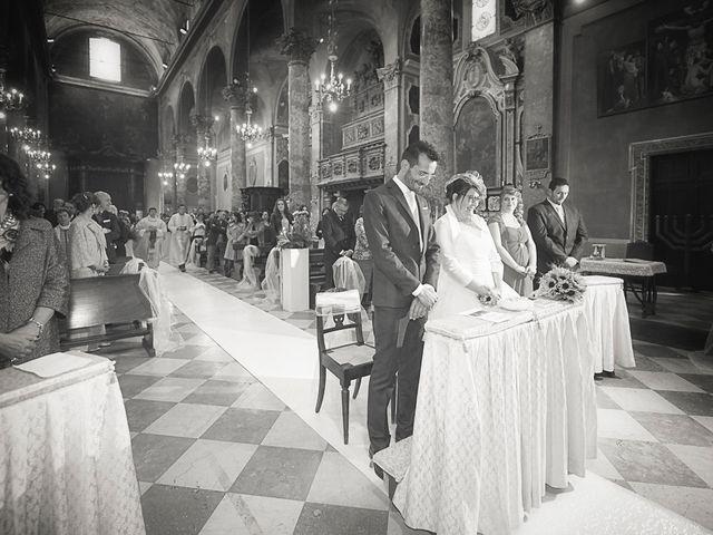 Il matrimonio di Thomas e Marta a Brescia, Brescia 25