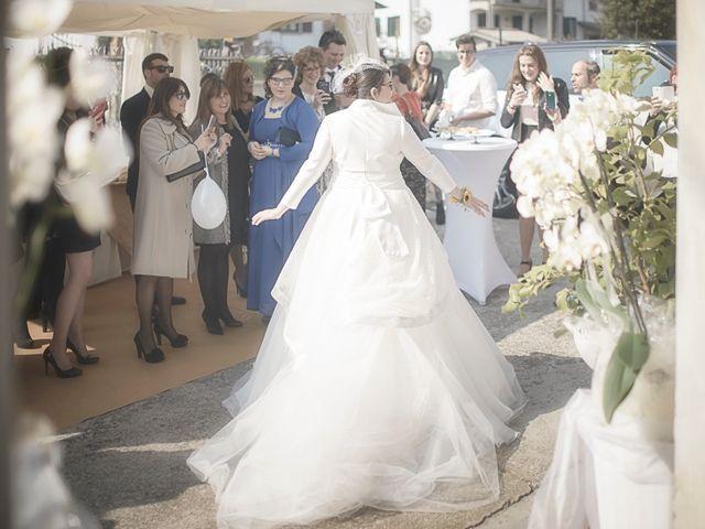 Il matrimonio di Thomas e Marta a Brescia, Brescia 27