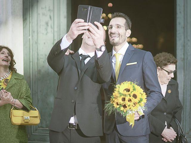 Il matrimonio di Thomas e Marta a Brescia, Brescia 32