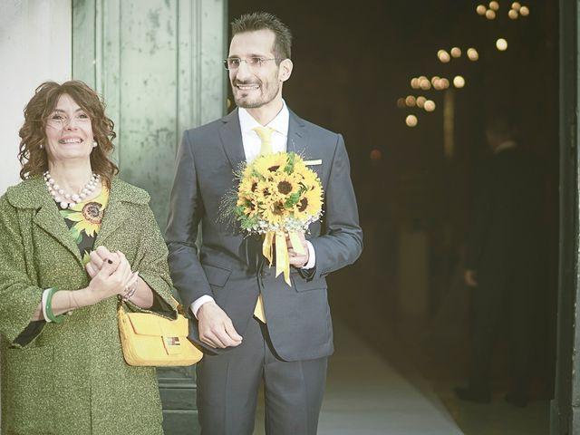 Il matrimonio di Thomas e Marta a Brescia, Brescia 33