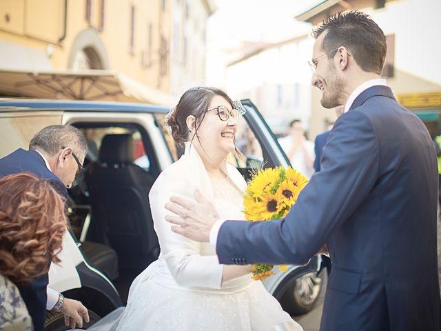 Il matrimonio di Thomas e Marta a Brescia, Brescia 36