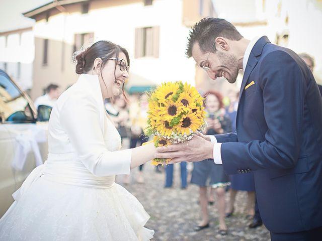 Il matrimonio di Thomas e Marta a Brescia, Brescia 37