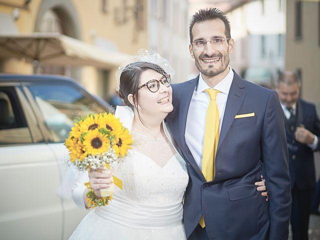 Il matrimonio di Thomas e Marta a Brescia, Brescia 38