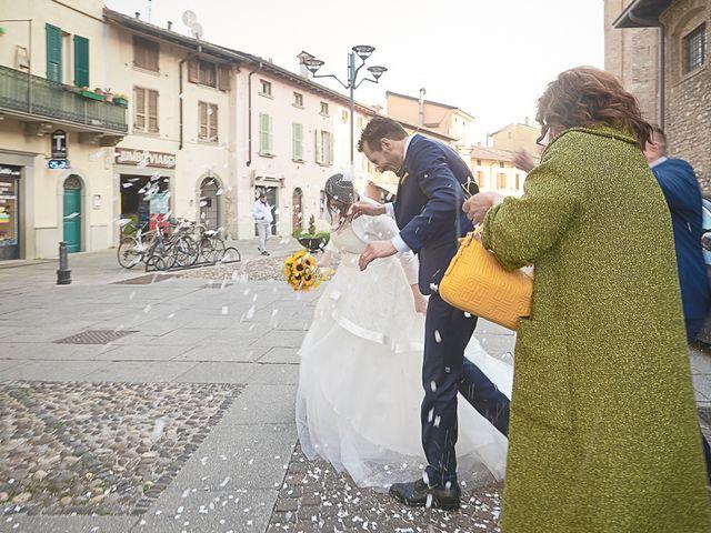 Il matrimonio di Thomas e Marta a Brescia, Brescia 43