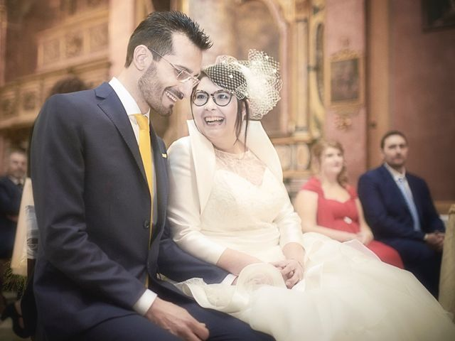 Il matrimonio di Thomas e Marta a Brescia, Brescia 49