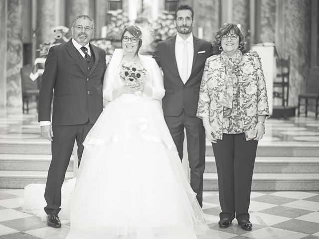 Il matrimonio di Thomas e Marta a Brescia, Brescia 53