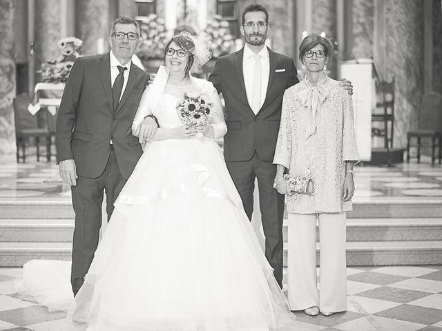 Il matrimonio di Thomas e Marta a Brescia, Brescia 54