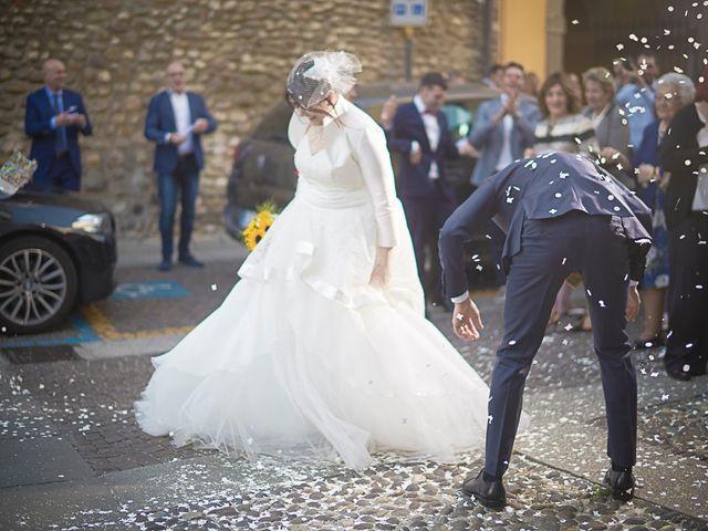 Il matrimonio di Thomas e Marta a Brescia, Brescia 55