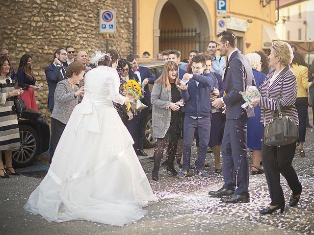 Il matrimonio di Thomas e Marta a Brescia, Brescia 58